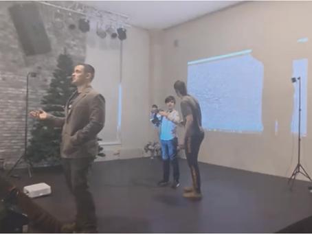 Мастер-класс по виртуальной реальности