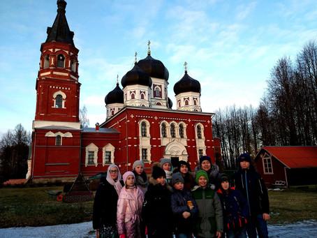 Духовный десант в Маклаково