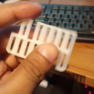 Louvers 3D Printed