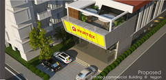Commercial Building For Partex Star Grou