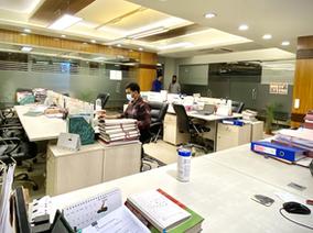 Law Chamber Interior Renovation