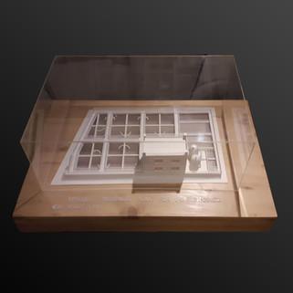 architectural model making effluent trea