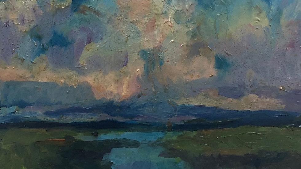 Massachussetts Marsh by DB Smith