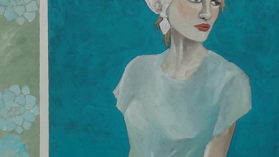 The Release, by Terri Jordan