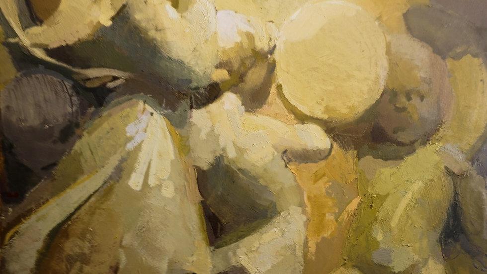 Tabborine Dancers by Abagail Dudley