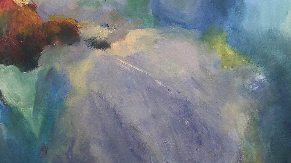 Blue Iris 7 by DB Smith