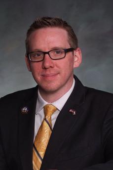 Representative Jared Olsen Named A Rising Star of the Wyoming Legislature
