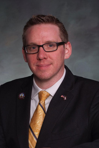 Representative Jared Olsen Named A Rising Star of the Wyoming Legislature