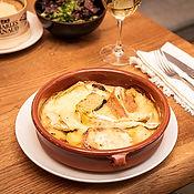 Gratin raclette