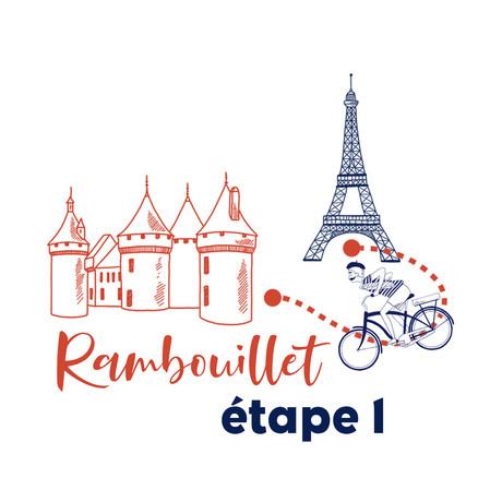 Étape 1 - Rambouillet