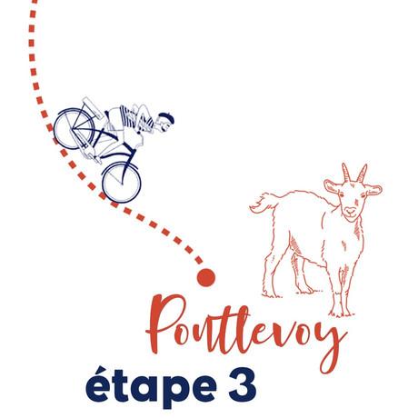 Étape 3 - Pontlevoy