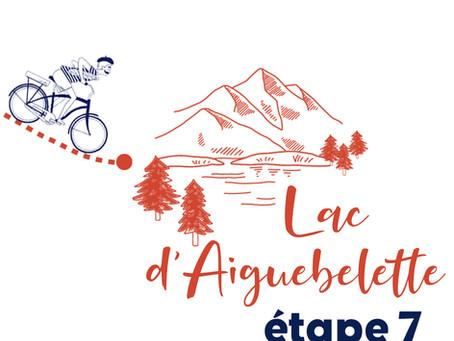 Étape 7 - Le Lac d'Aiguebelette
