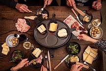 Raclette et charcuteries