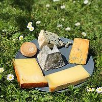 Plateau fromages été