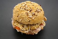 Delicious Pig Burger