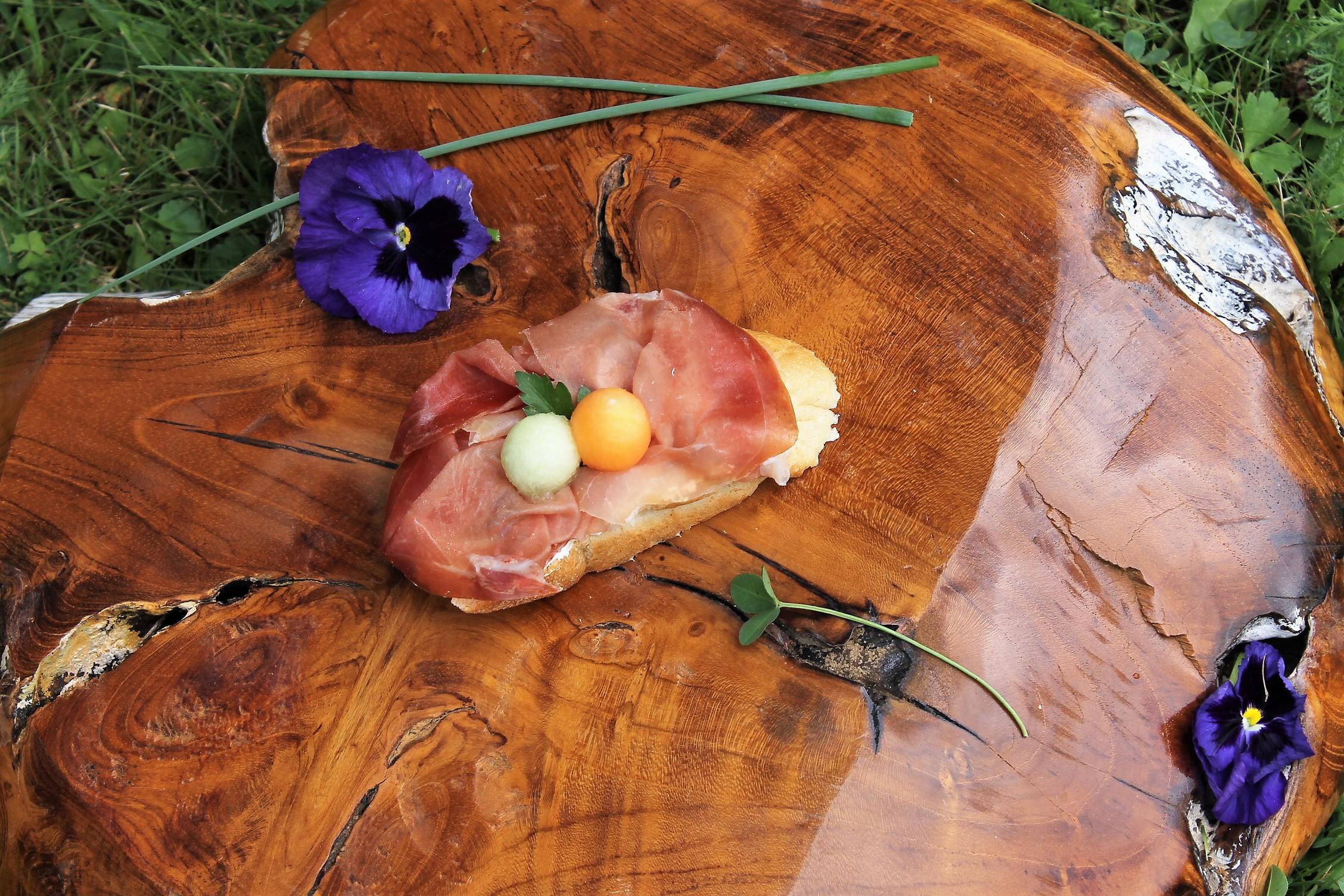 Proscuitto Melone