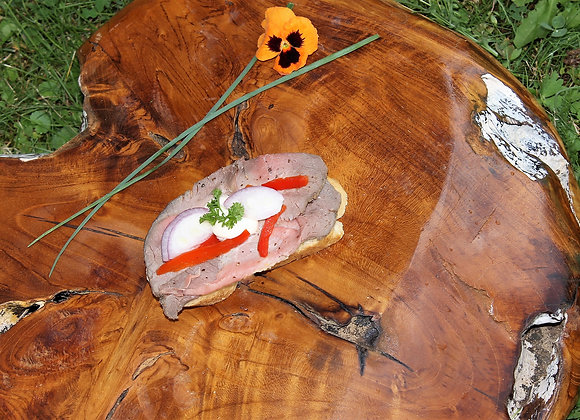 Roastbeef Brötchen A,C,M