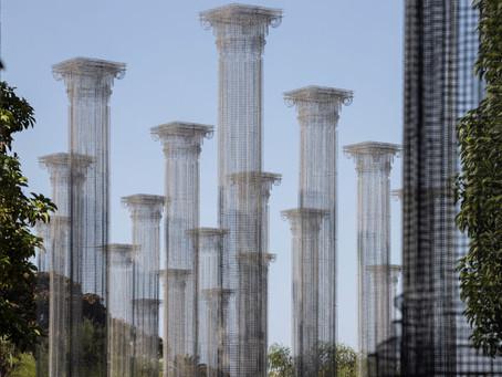 La arquitectura etérea de Edoardo Tresoldi.