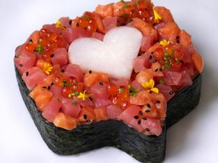 Sushiartisan, el arte del sushi