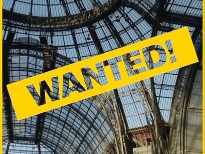 Wanted! Una exposición de caza al tesoro de obras de arte.