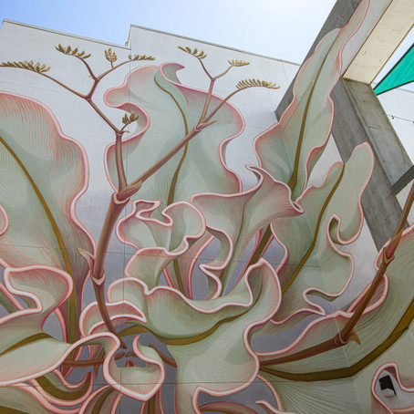 Mona Caron: ARTivismo vegetal.