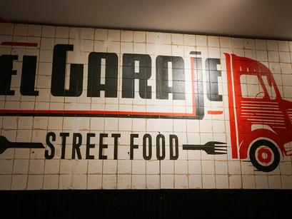 Descubre el primer Garaje Street Food de España.