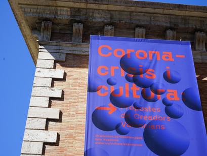 Coronacrisis y cultura. La pandemia vista por creadores valencianos.