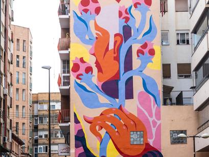 Asalto 2020, El Festival de Arte Urbano de Zaragoza cumple 15 años.