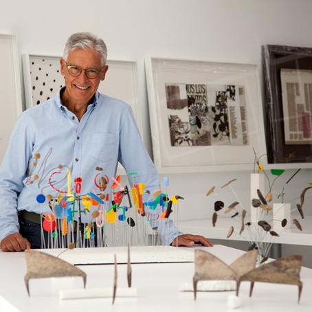 Pepe Gimeno, Premio Nacional de Diseño 2020.