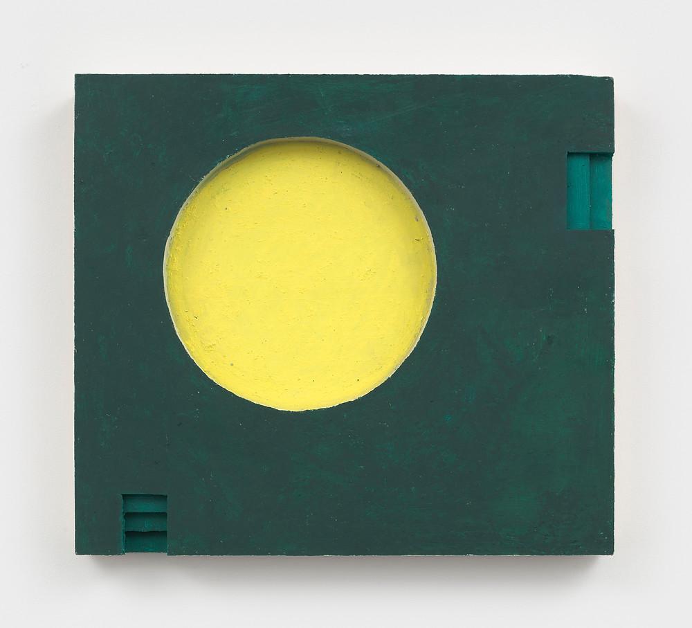 Piscina obra de Harold Ancart exposición Pools