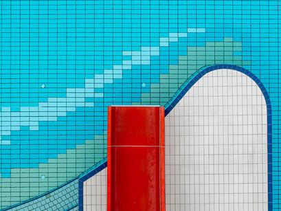 Las piscinas aéreas de Stephan Zirwes