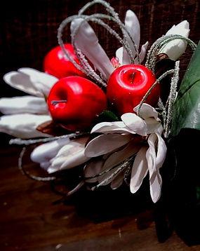 Apple Wedding Bouquet