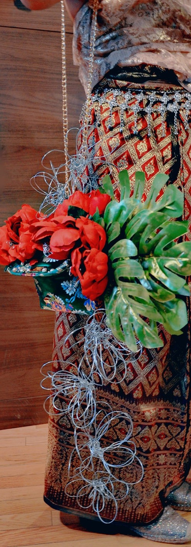 Floral Purse Bouquet