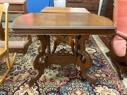 """Beautiful Victorian Walnut parlor table 23""""x37"""""""