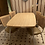 Thumbnail: Semi modern chrome legged dinette set