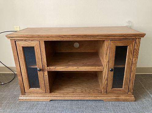 Modern Oak TV stand