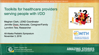 Clark-CHD Toolkit for providers serving