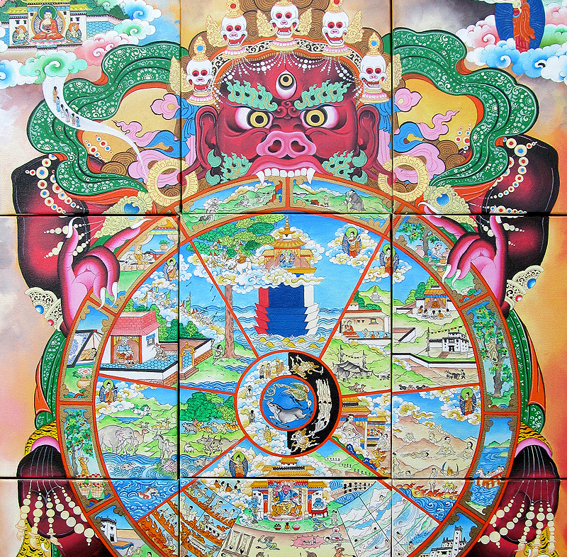 Wheel of Life.2012