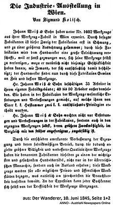 Wei%C3%9F_IndAusst_Wien_Wanderer_1845_ed