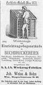 Weiß_Anzeige_Buchdrucker_1874.png