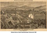 Skrivan Fabrik 1882