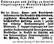 Herrmann Sparkasse 1904