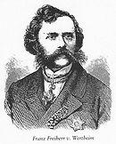 Franz Wertheim Portrait