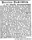 Skrivan Gartenbaugesellschaft 1890