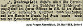 Skrivan Feuer 1883