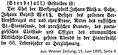 Johann B. Weiß Todesanzeige Wiener Zeitung 1895