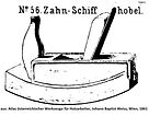 Zahn-Schiffhobel nr56 tafel5