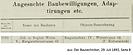 Weiß & Sohn Magazinbau 1892