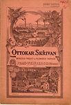 Skrivan Preis-Courant 1906 Titelseite