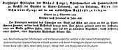Feugl M Patent erloschen Buch 1833.png